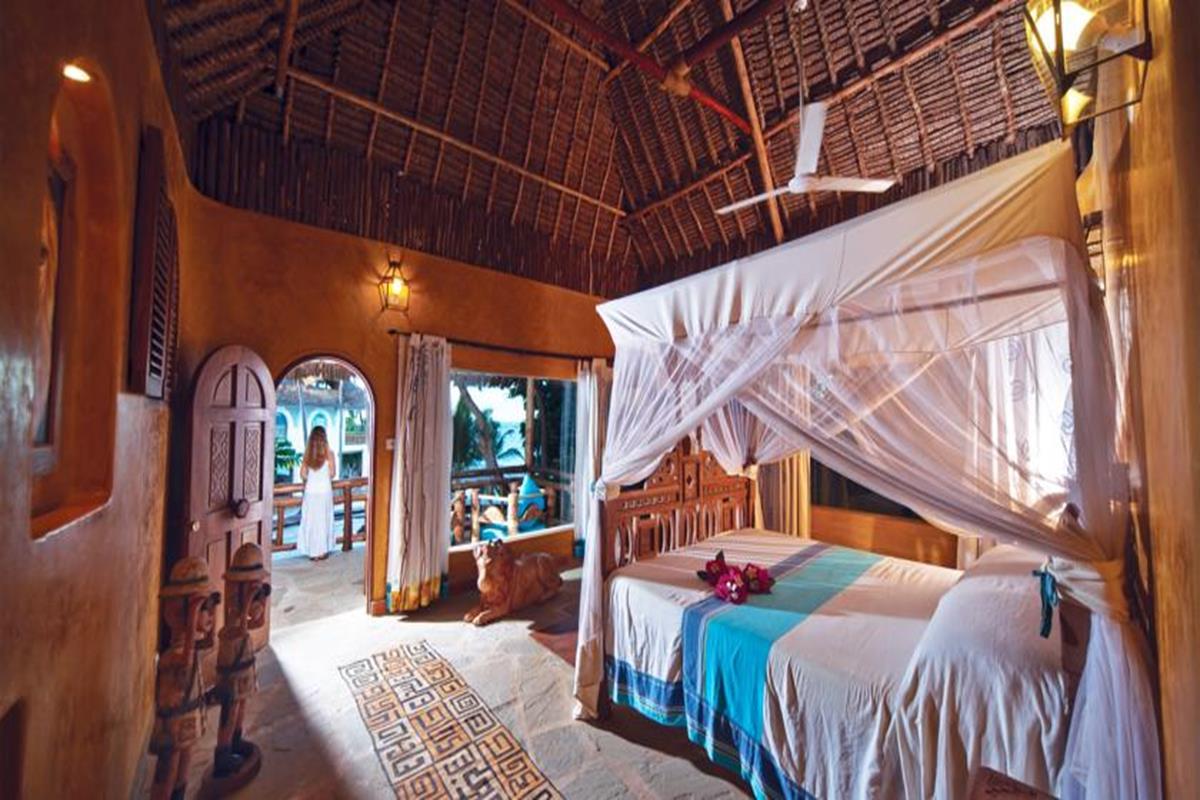 Waterlovers Beach Resort – Villa