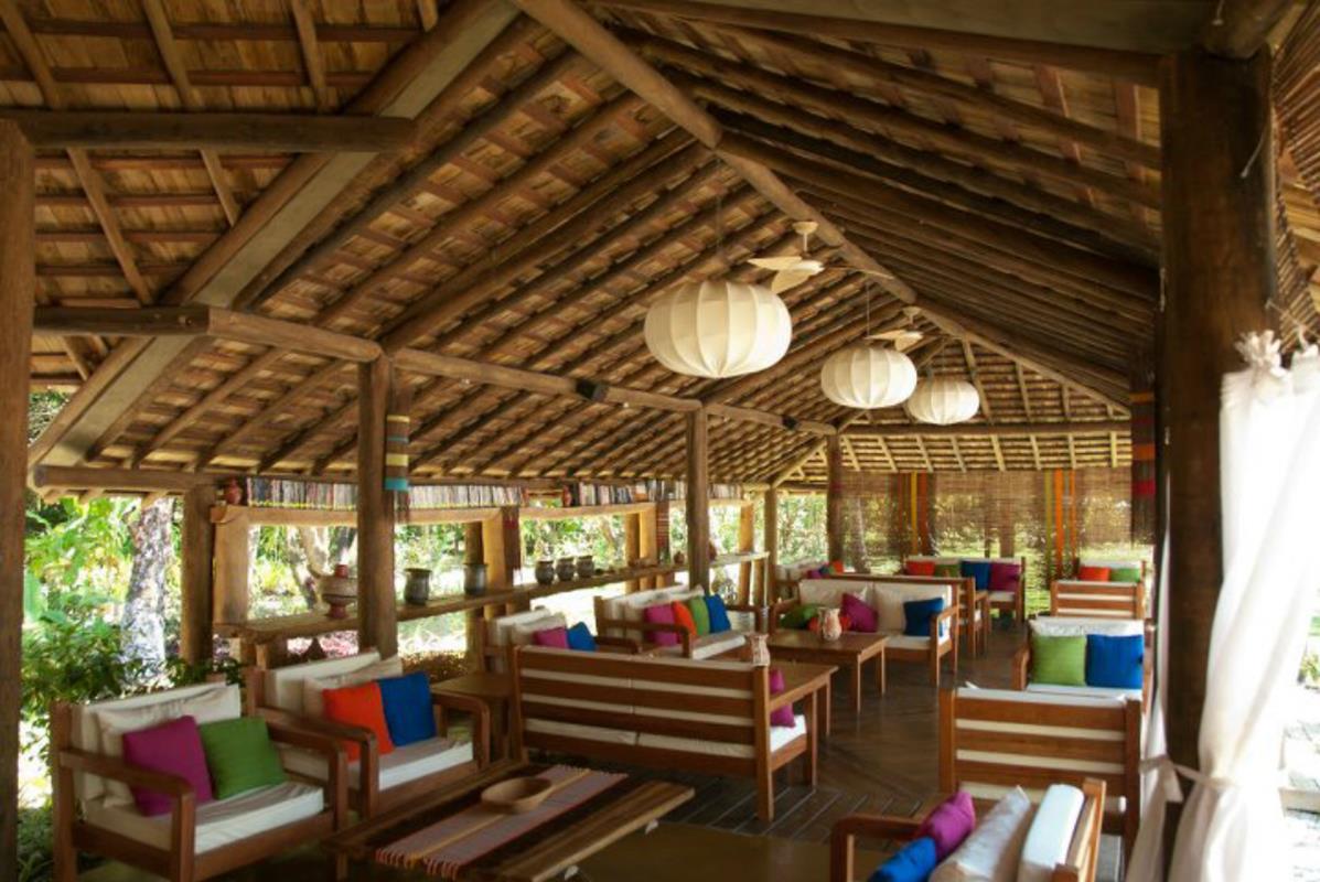 Anima Hotel – Lounge