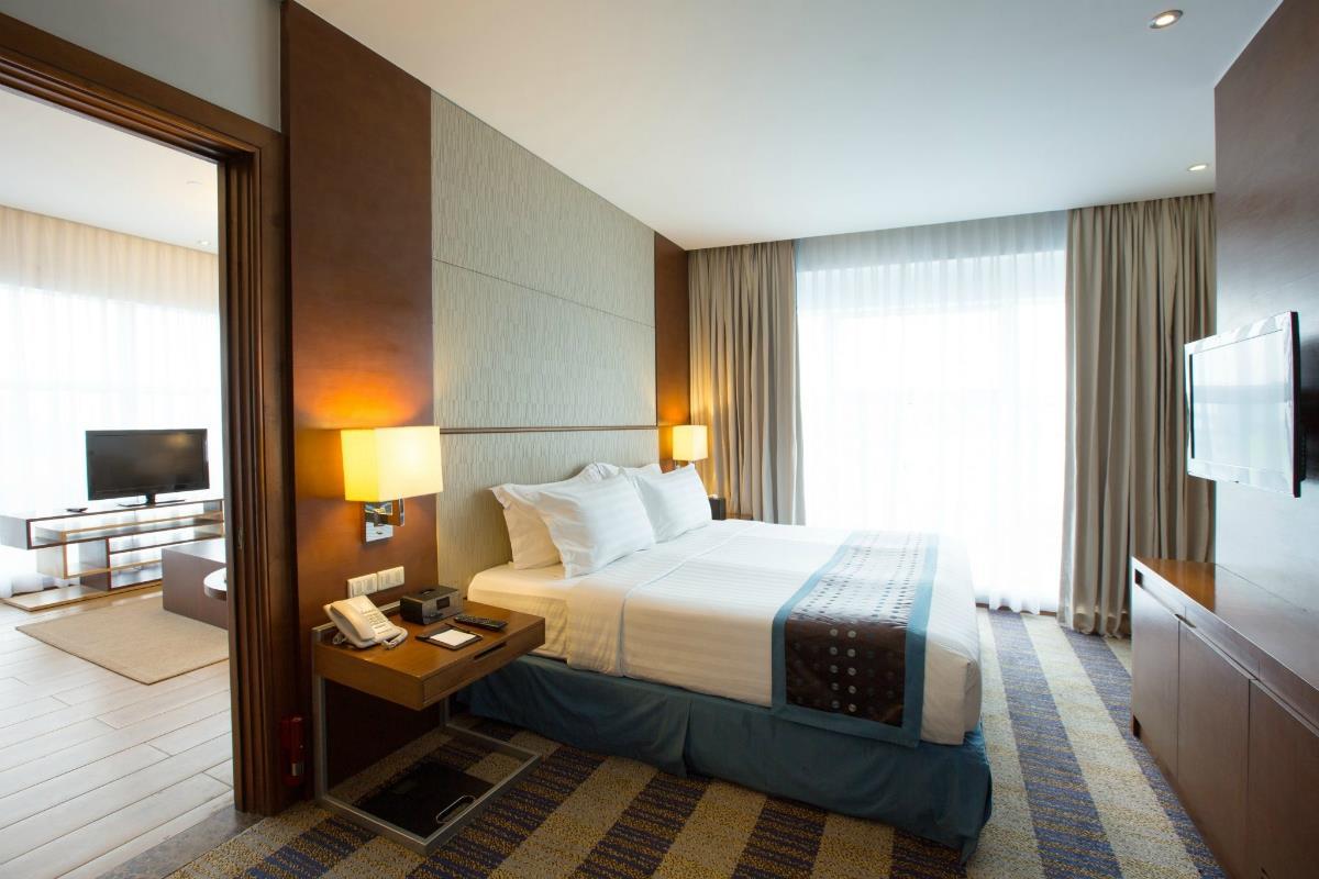 Best Western Plus Lex – Pokój typu Suite