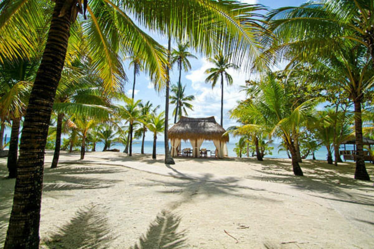 Coco Grove Beach Resort – Plaża