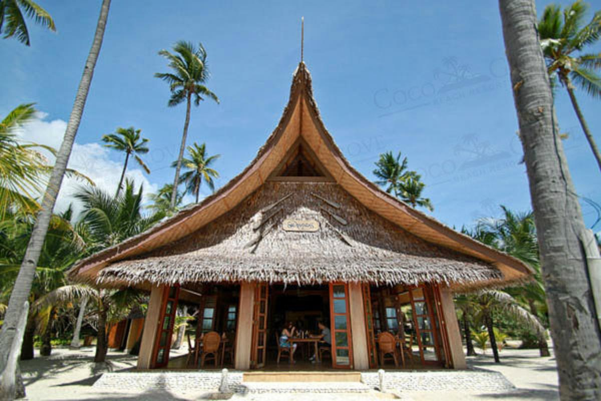 Coco Grove Beach Resort – Restauracja