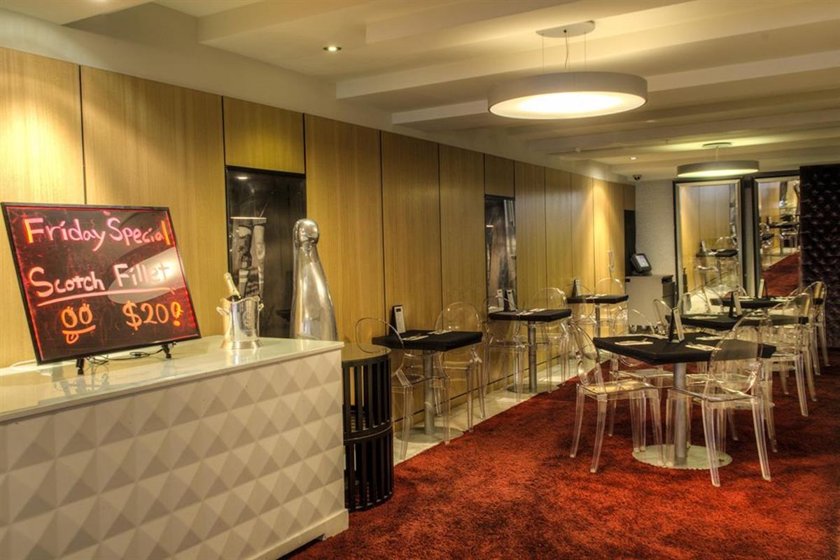 The Quadrant Hotel & Suites – Restauracja