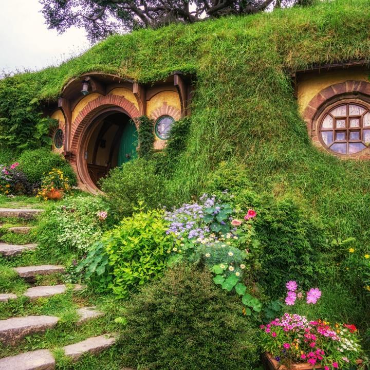 Tropem Hobbitów