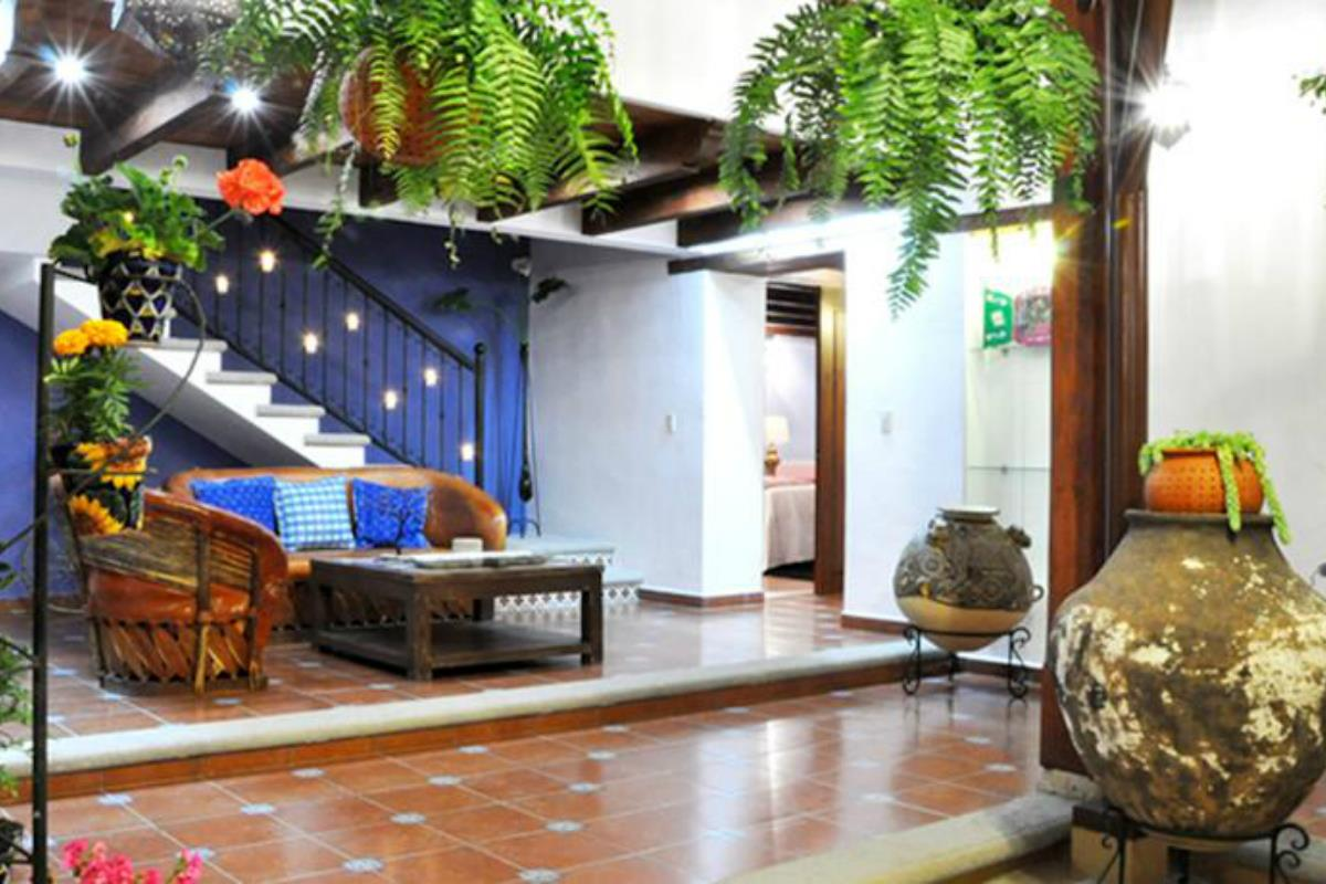 Casa Santa Lucia – Lounge