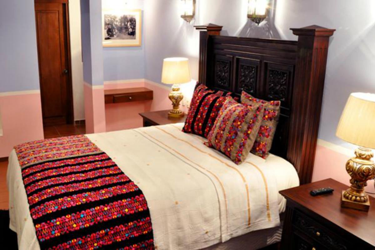 Casa Santa Lucia – Pokój Chamula