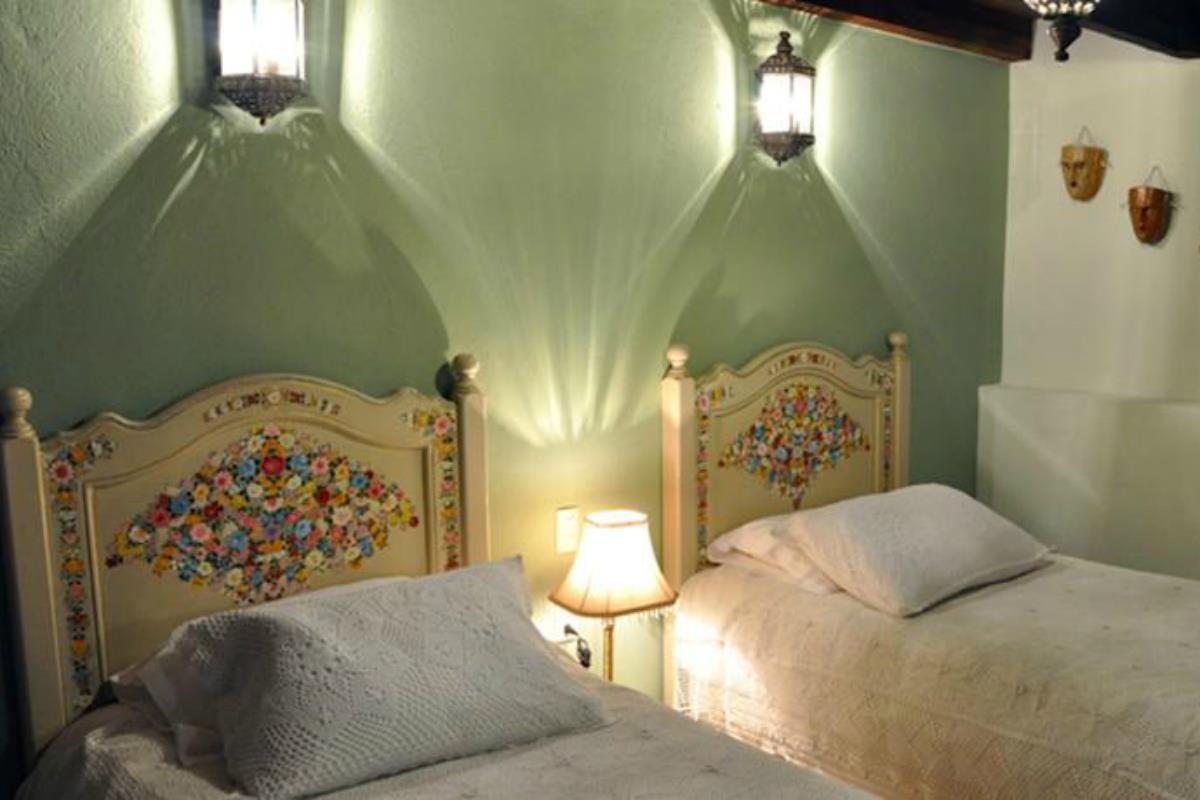 Casa Santa Lucia – Pokój Chiapa de Corzo