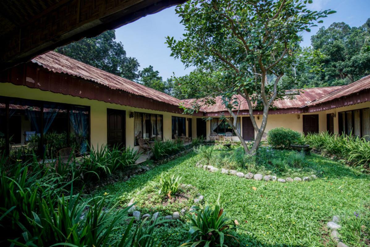 Ecolodge Bukit Lawang Cottages