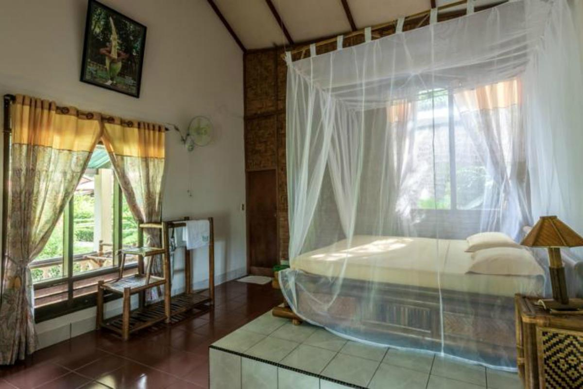 Ecolodge Bukit Lawang Cottages – Pokój typu Deluxe
