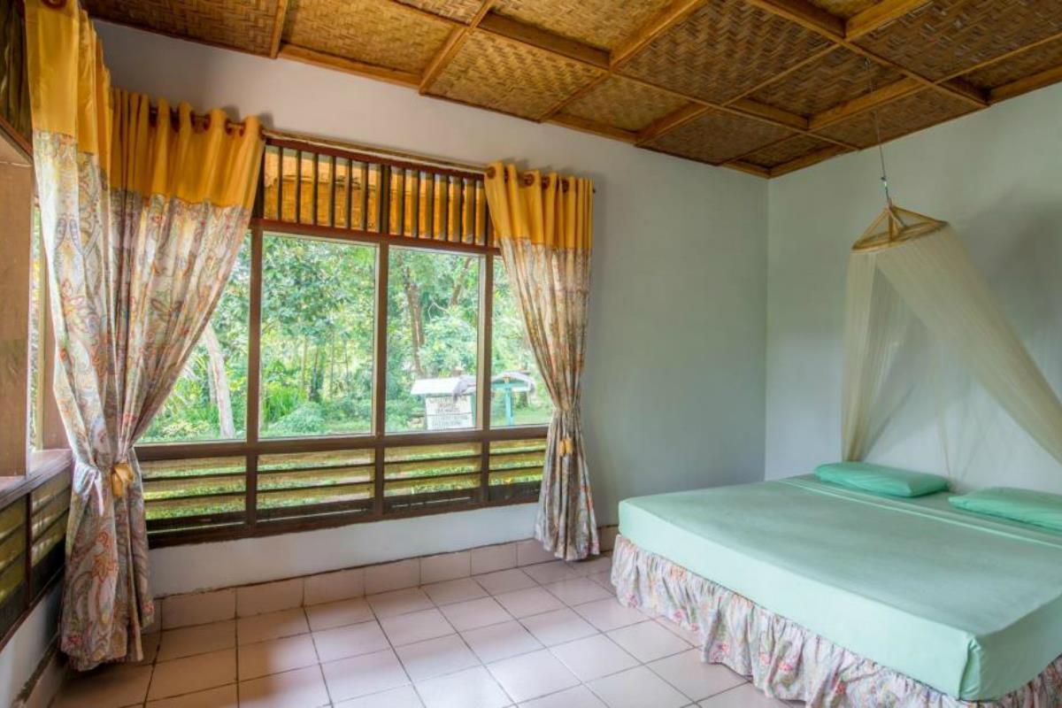 Ecolodge Bukit Lawang Cottages – Pokój typu Superior