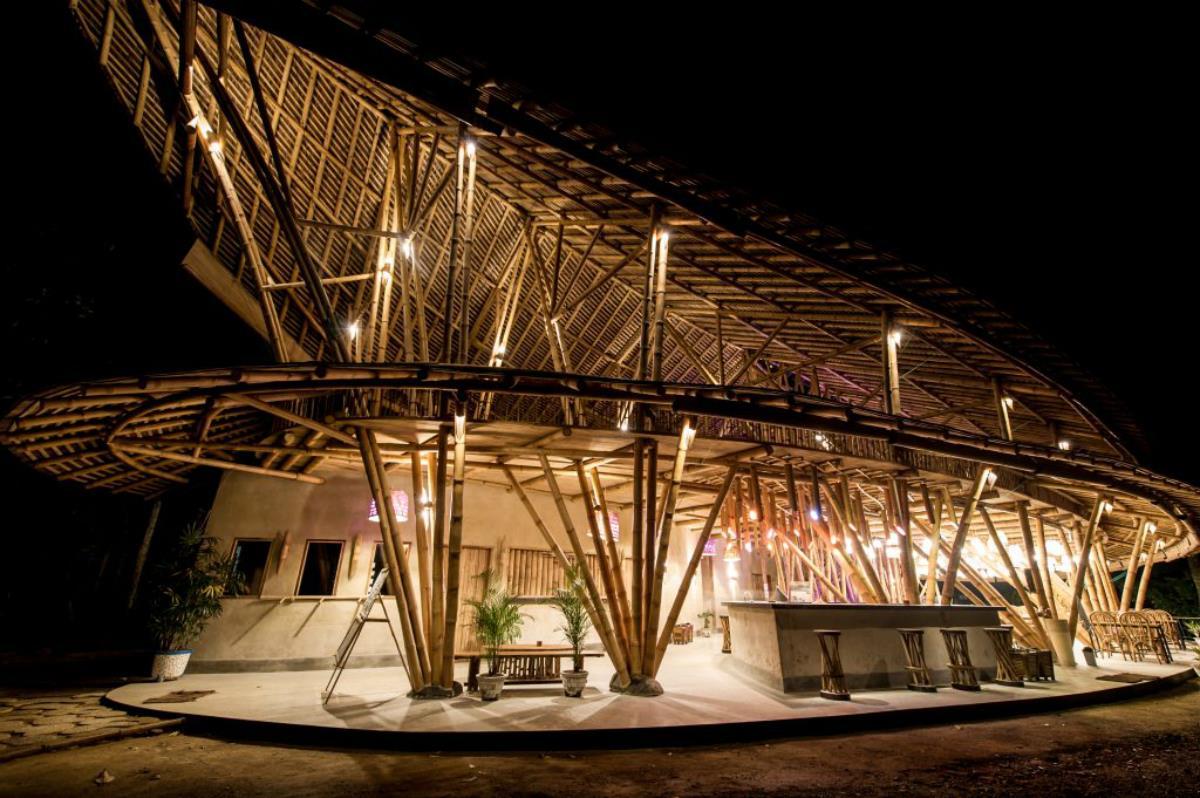 Ecolodge Bukit Lawang Cottages – Restauracja