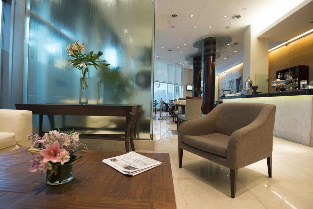 Eurobuilding Hotel Boutique – Lobby