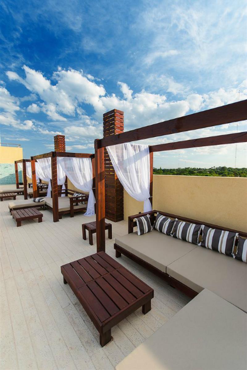 Grand Crucero Iguazu Hotel – Basen