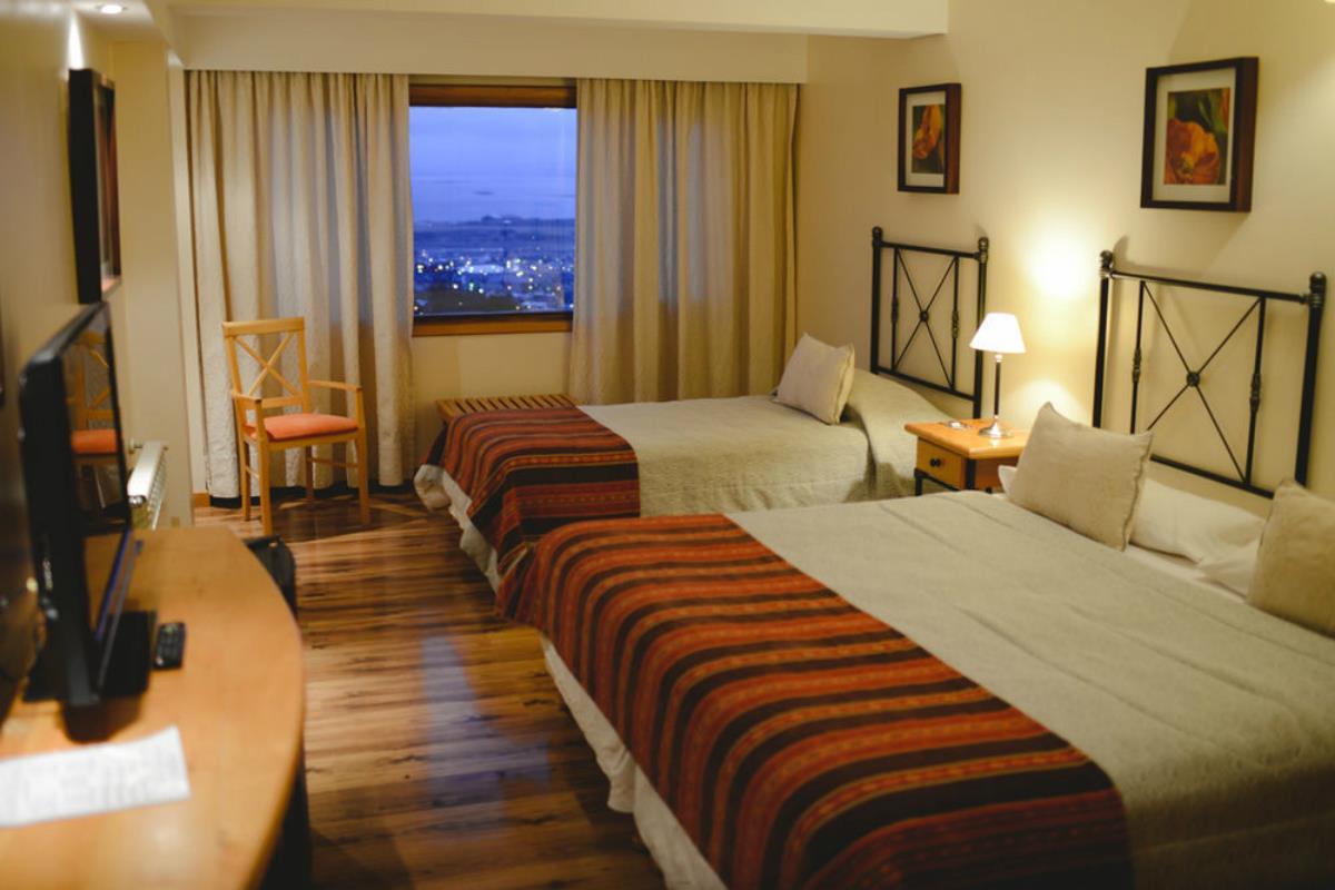 Hotel Altos – Pokój trzyosobowy