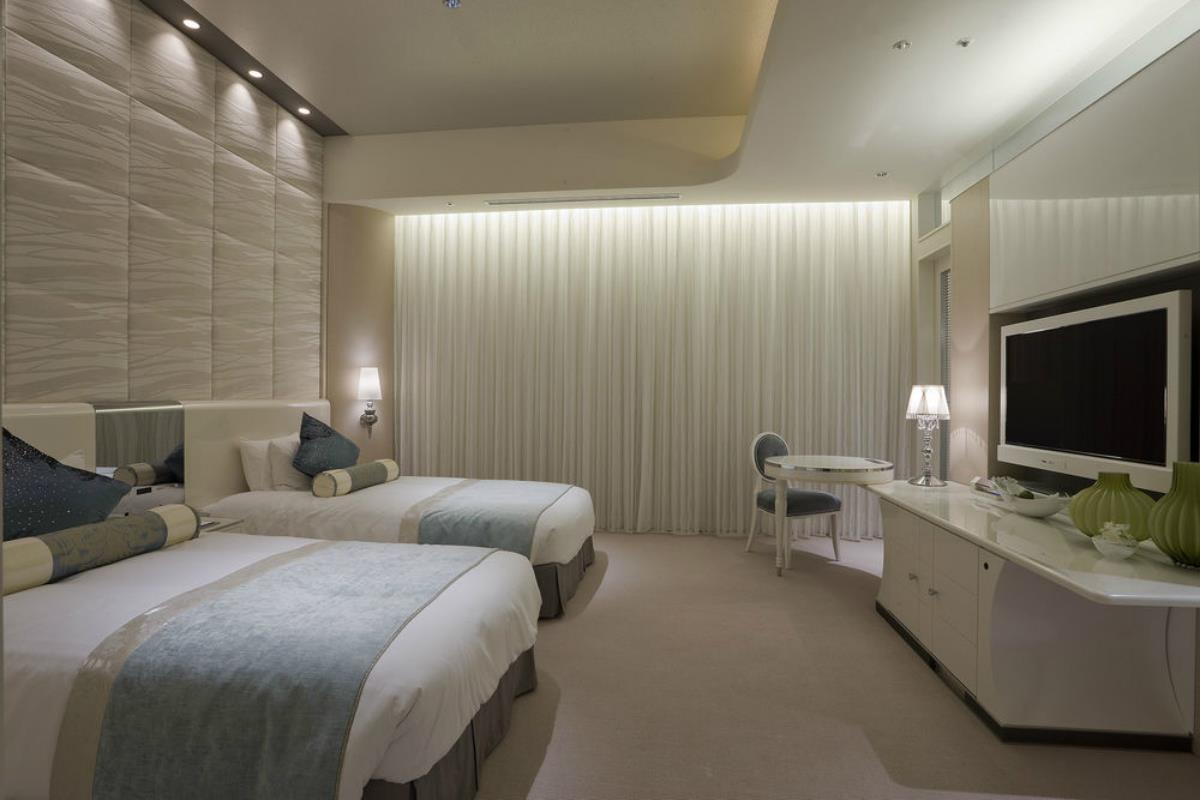 Hotel Elsereine – Pokój Deluxe