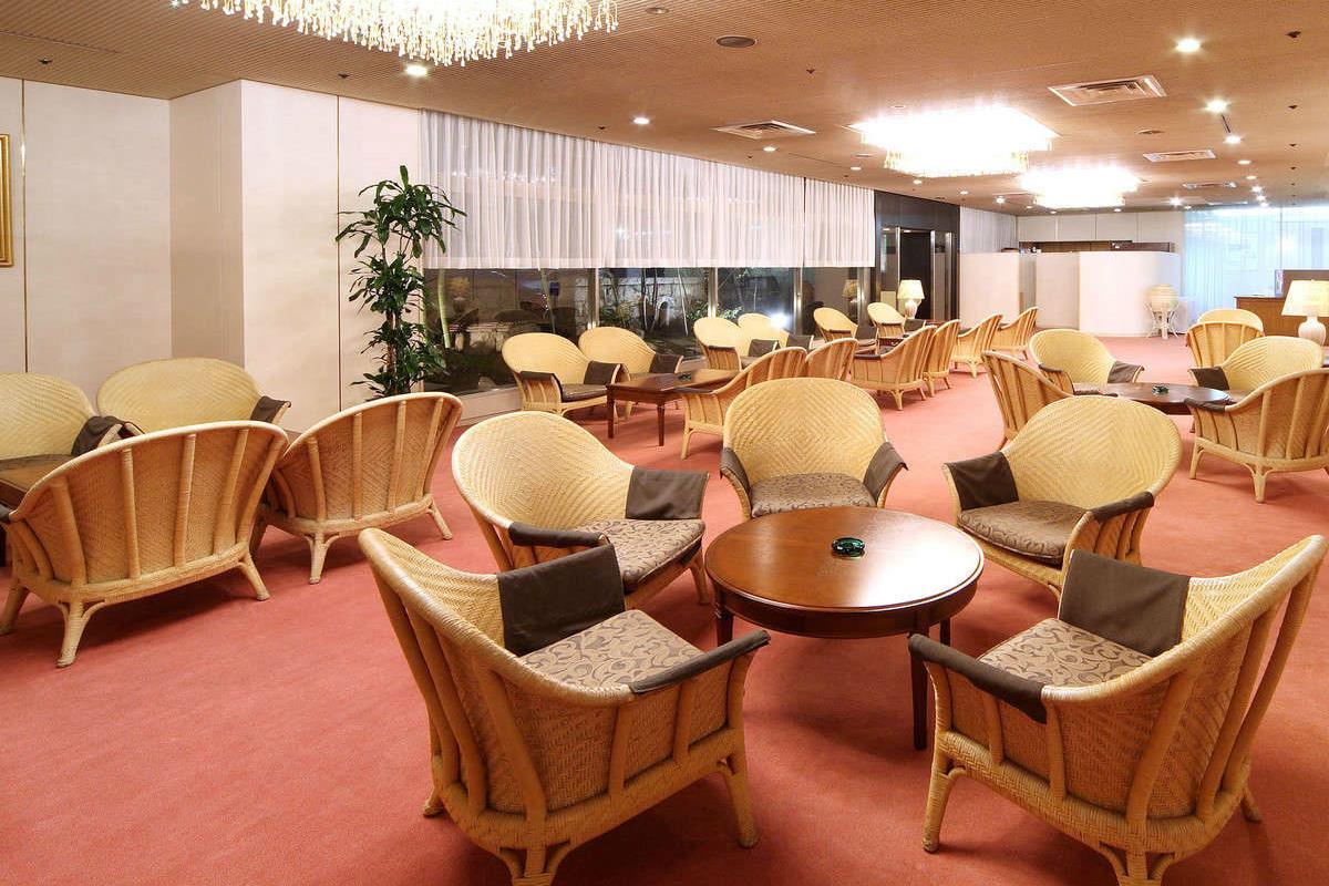 Miyako Hotel – Kawiarnia