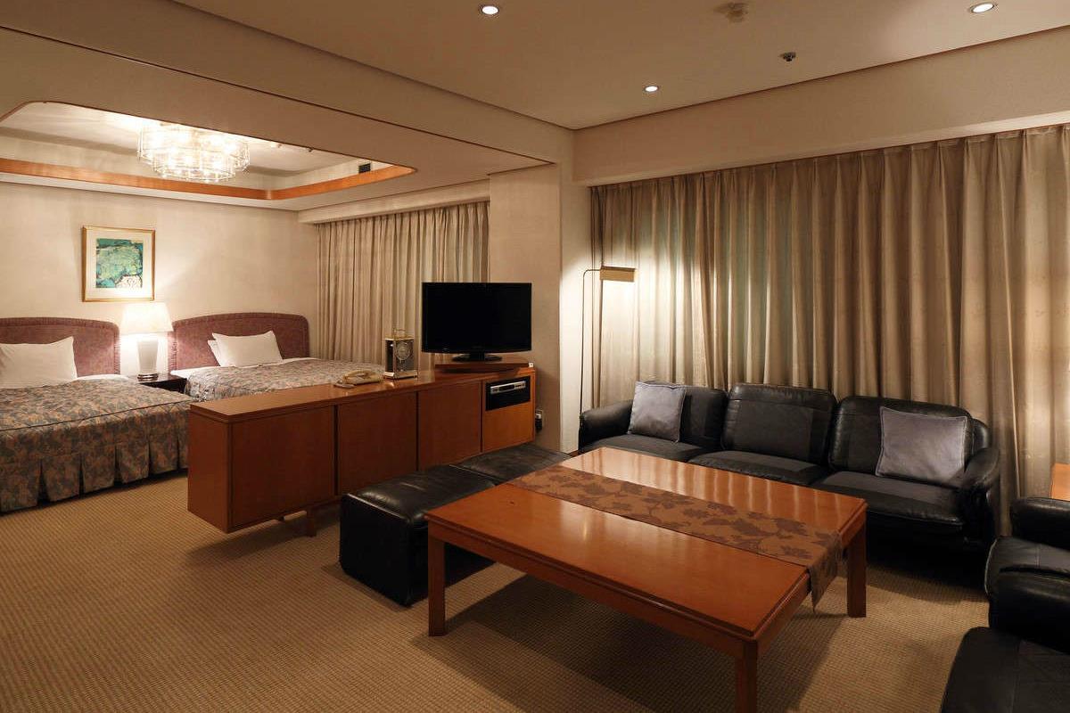 Miyako Hotel – Pokój Family Suite