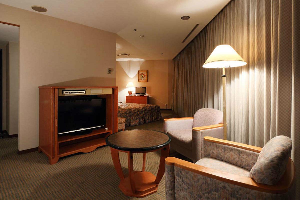 Miyako Hotel – Pokój Junior Suite