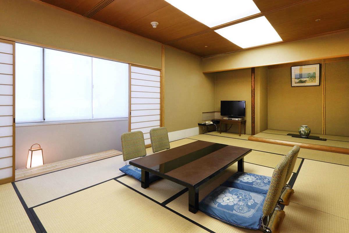 Miyako Hotel – Pokój Suite w stylu japońskim