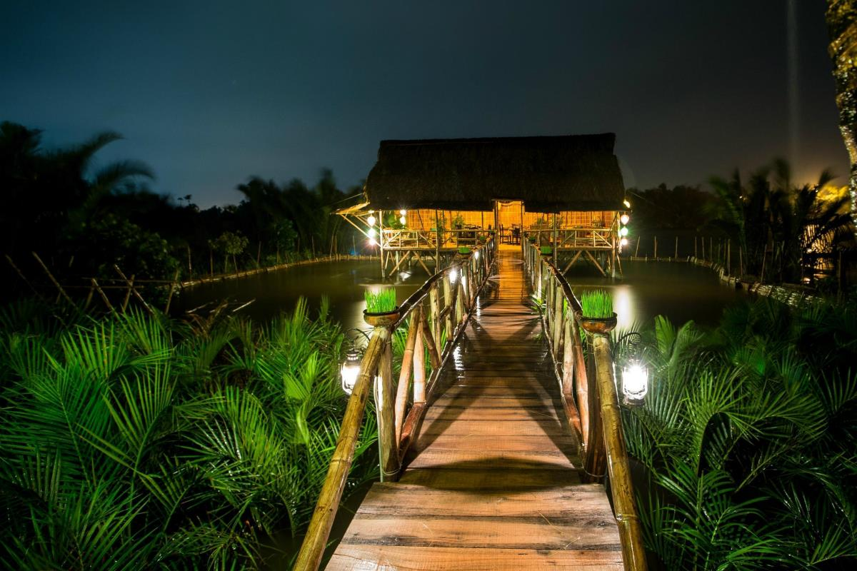 Muca Hoi An Resort – Restauracja
