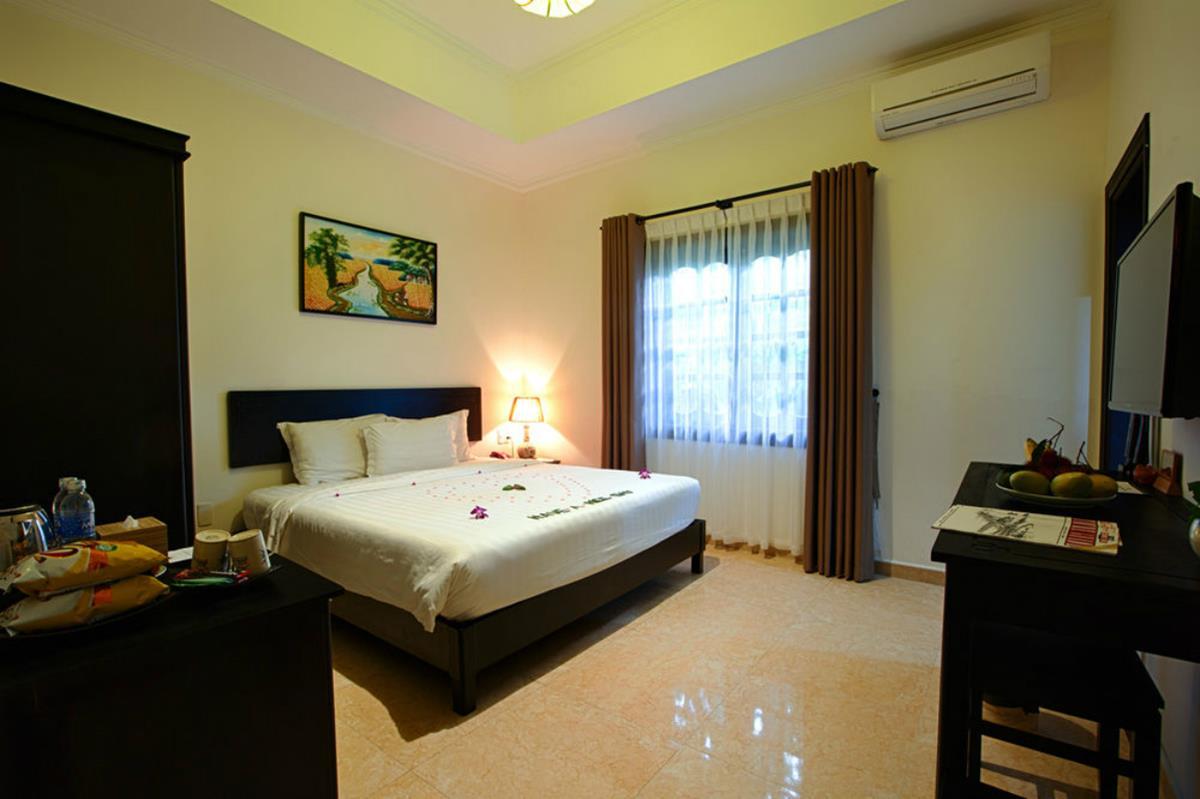 Muca Hoi An Resort – Pokój Deluxe
