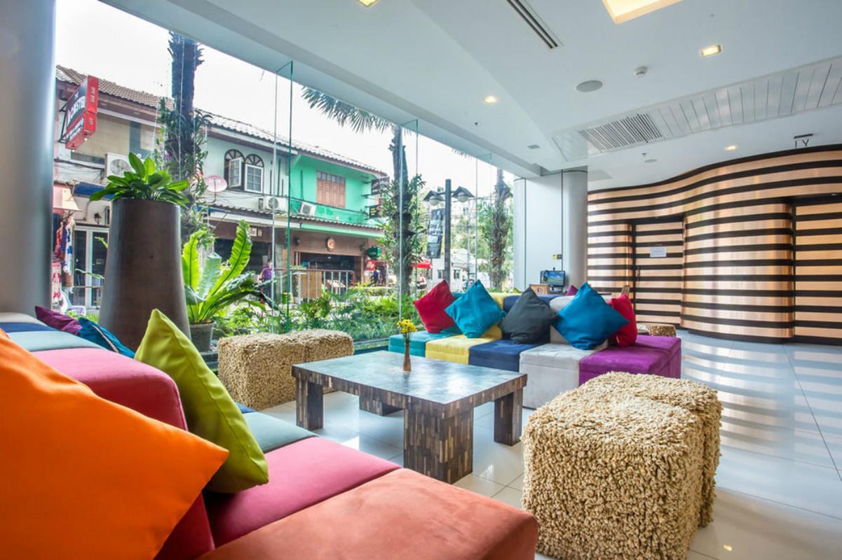 Nouvo City Hotel – Lobby
