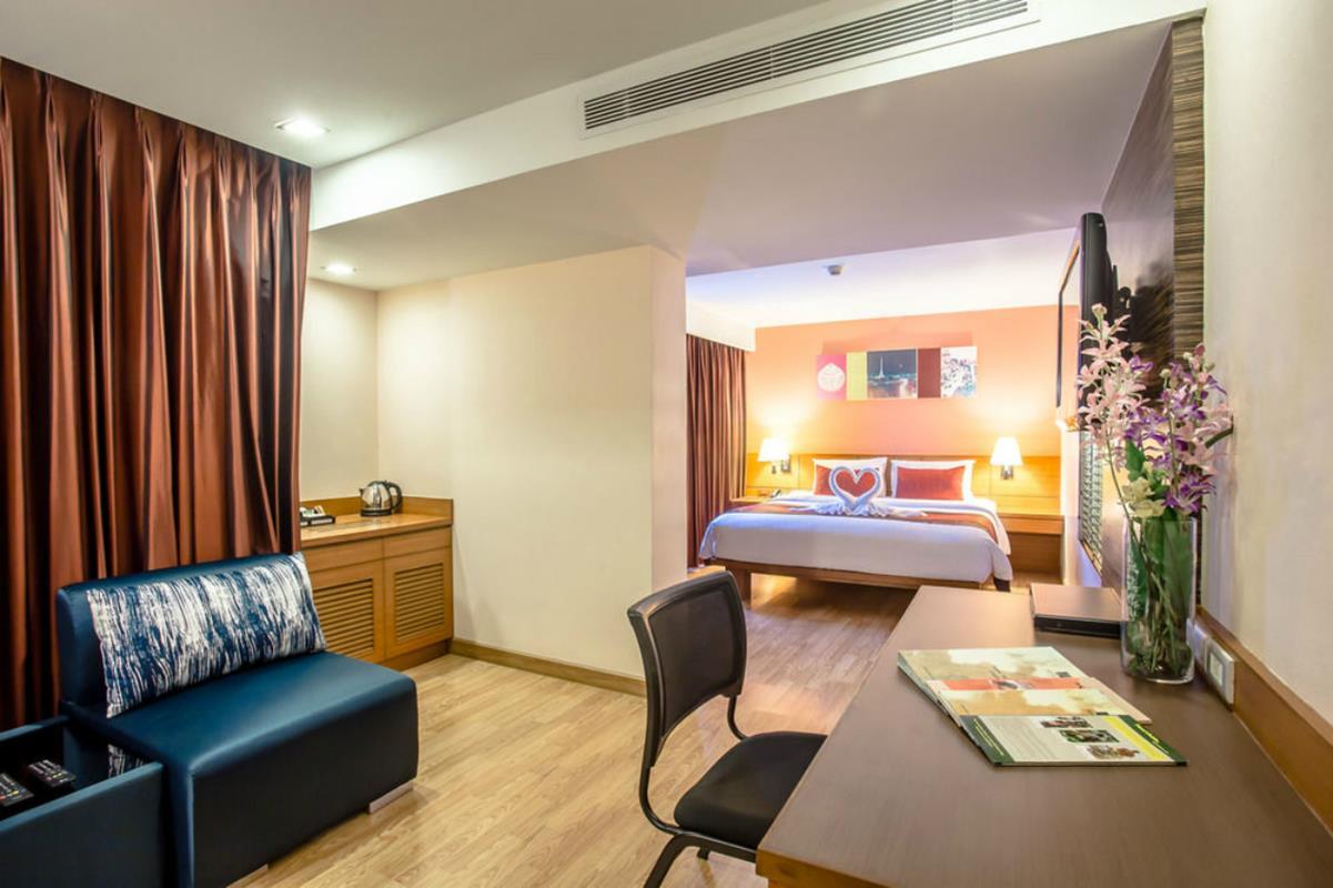 Nouvo City Hotel – Pokój Diplomat