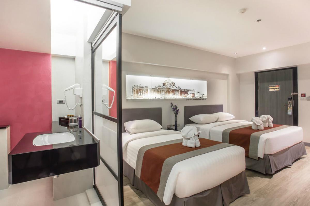 Nouvo City Hotel – Pokój Superior Classic