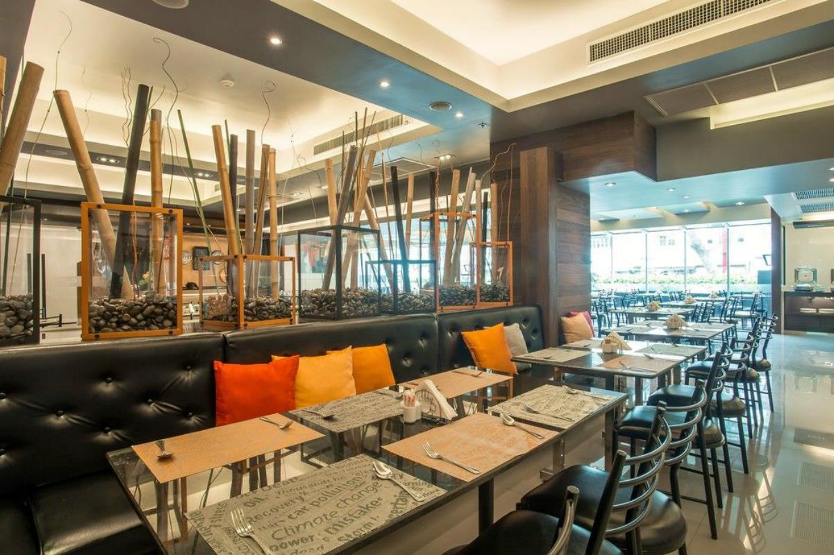 Nouvo City Hotel – Restauracja