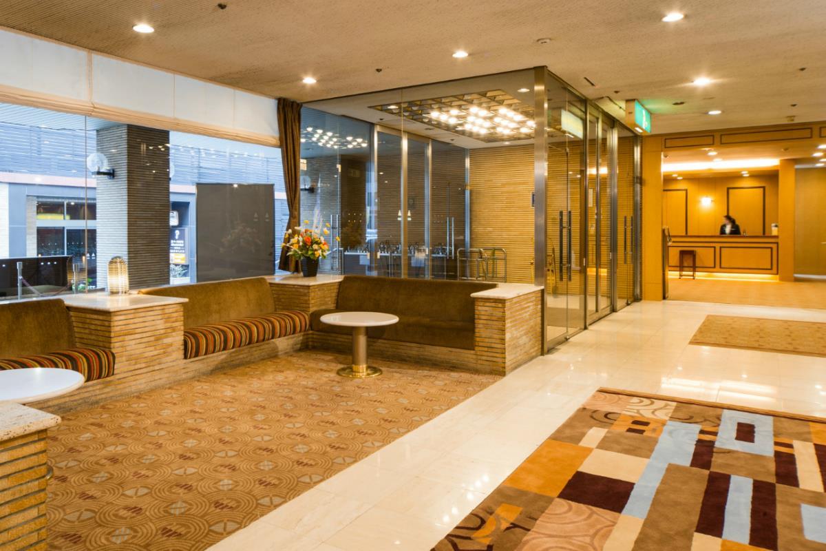 Shiba Park Hotel – Lobby