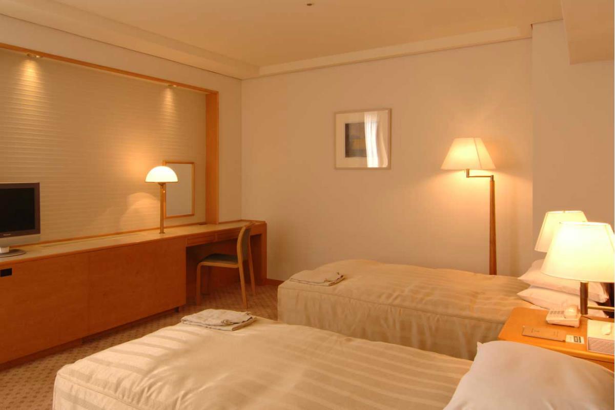 Shiba Park Hotel – Pokój Superior