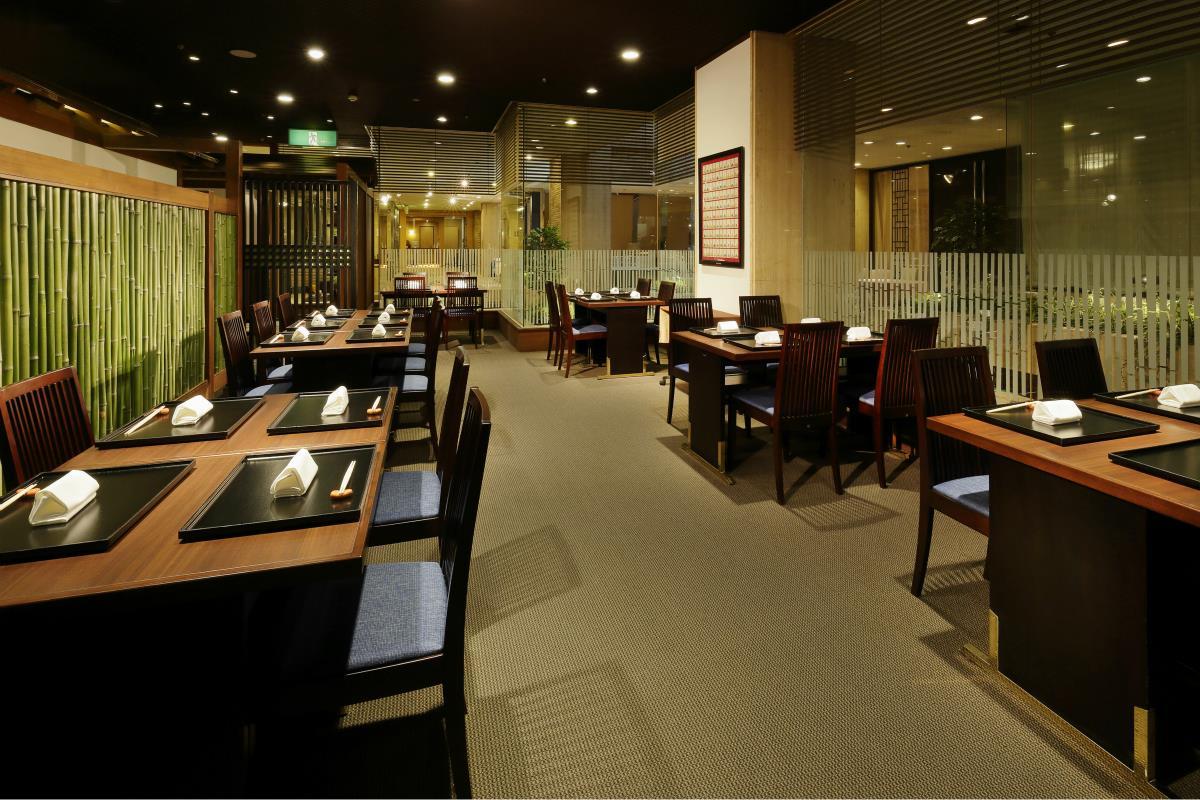 Shiba Park Hotel – Restauracja Hanasanhou