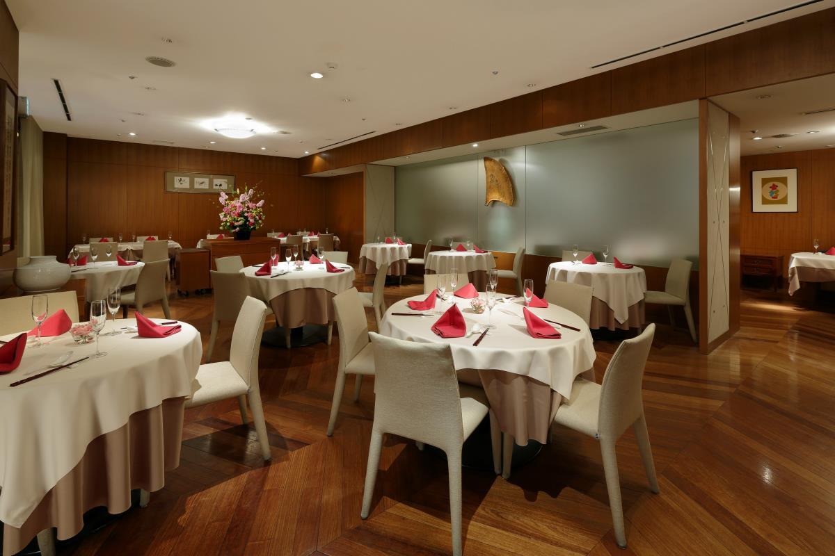 Shiba Park Hotel – Restauracja Pekin