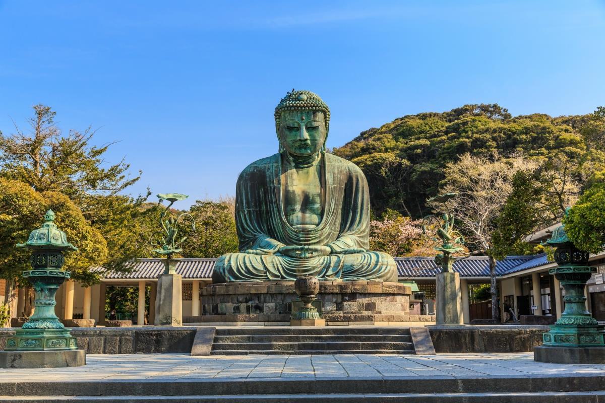 Tokio – Kamakura Daibutsu