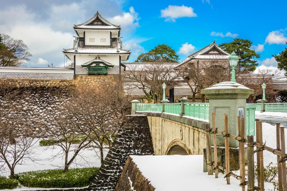 Zamek Kananzawa