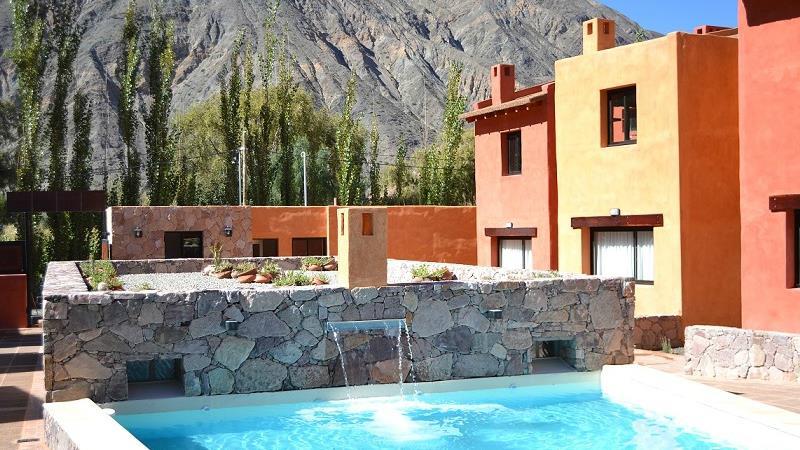 Colores de Purmamarca Hotel- Basen
