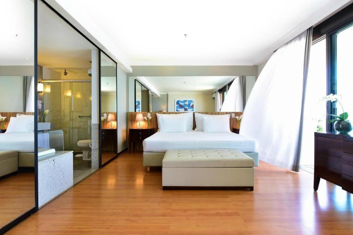 Hotel Pestana Rio Atantica – Pokój Deluxe Ocean Suite