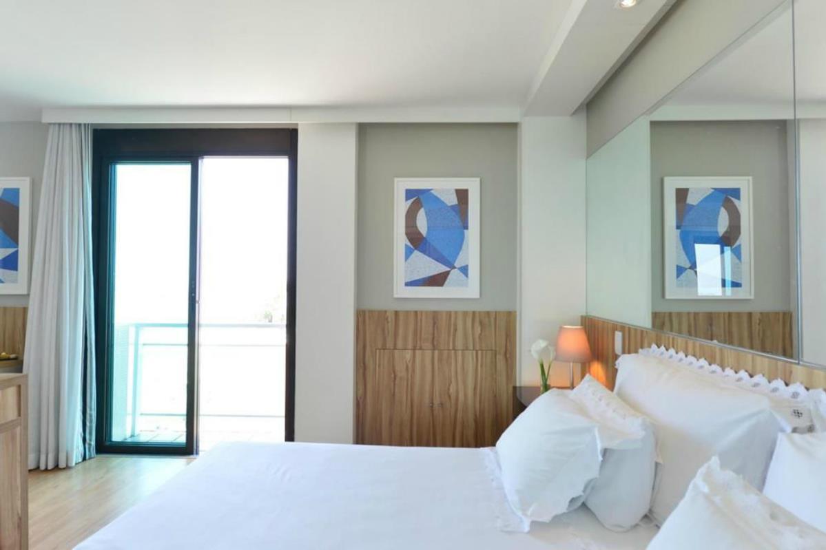 Hotel Pestana Rio Atlantica – Pokój Deluxe Junior Suite