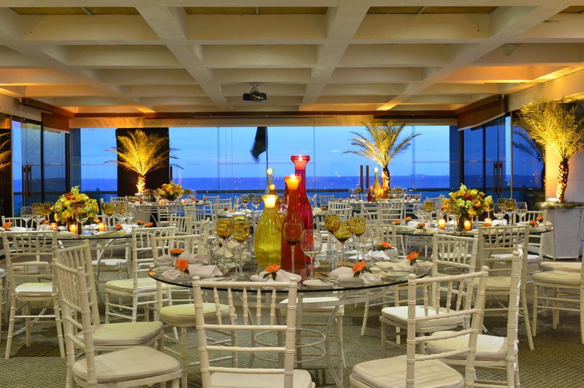 Hotel Pestana Rio Atlantica – Restauracja