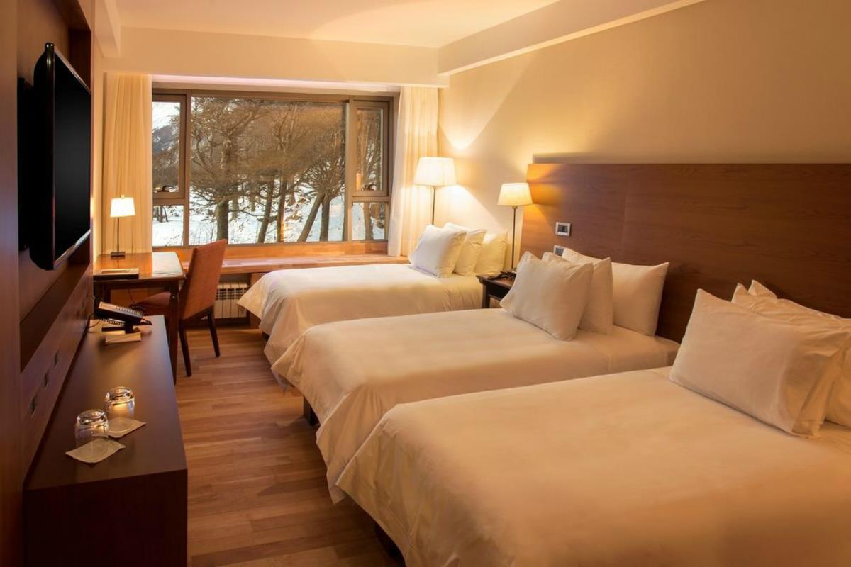 Arakur Resort & Spa – Pokój Trzyosobowy