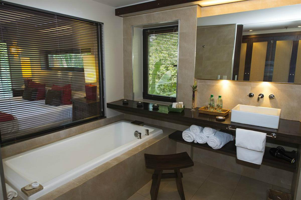 Loi Suites Iguazu Hotel – Łazienka