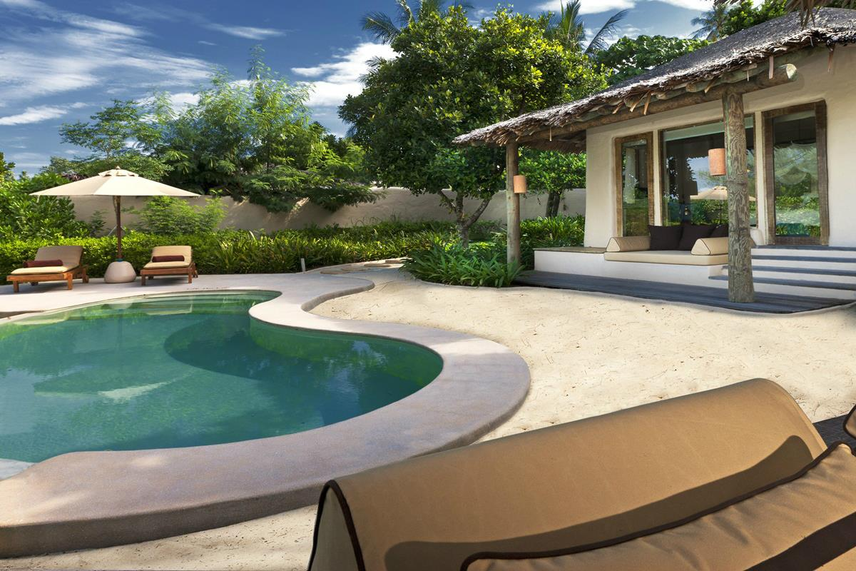 The Naka Island – Beachfront Pool Villa