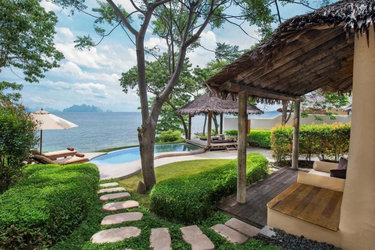 The Naka Island – Seaview Pool Villa