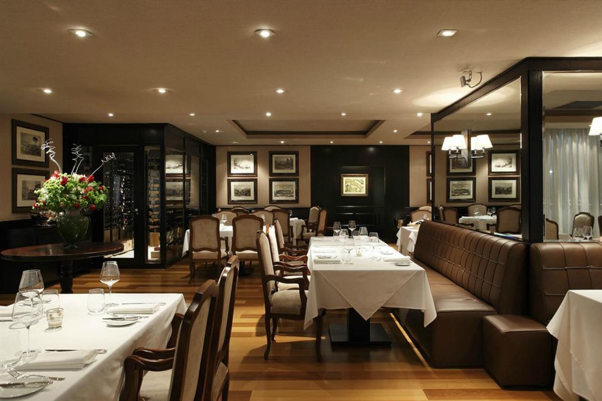 Windsor Atlântica – Restauracja