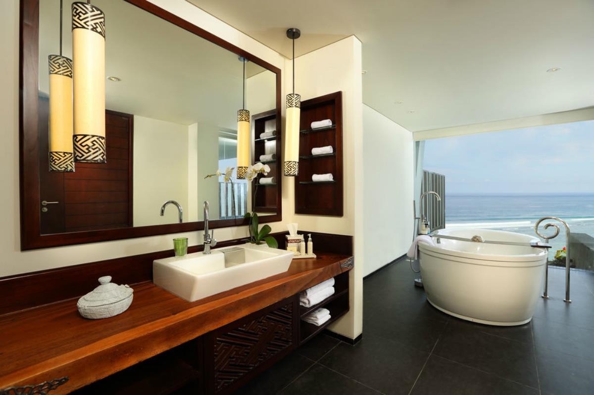 Samabe Bali Suites & Villas – Łazienka
