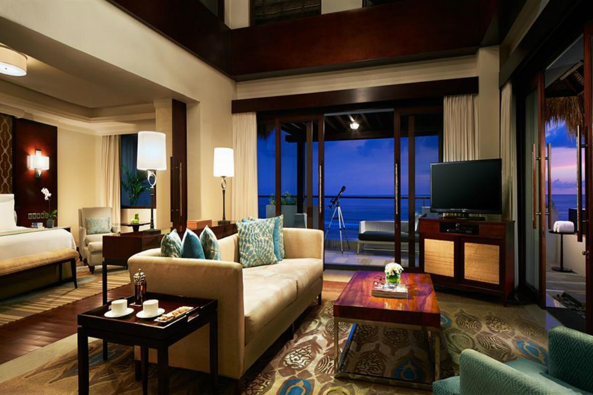 Samabe Bali Suites & Villas – Penthouse z basenem