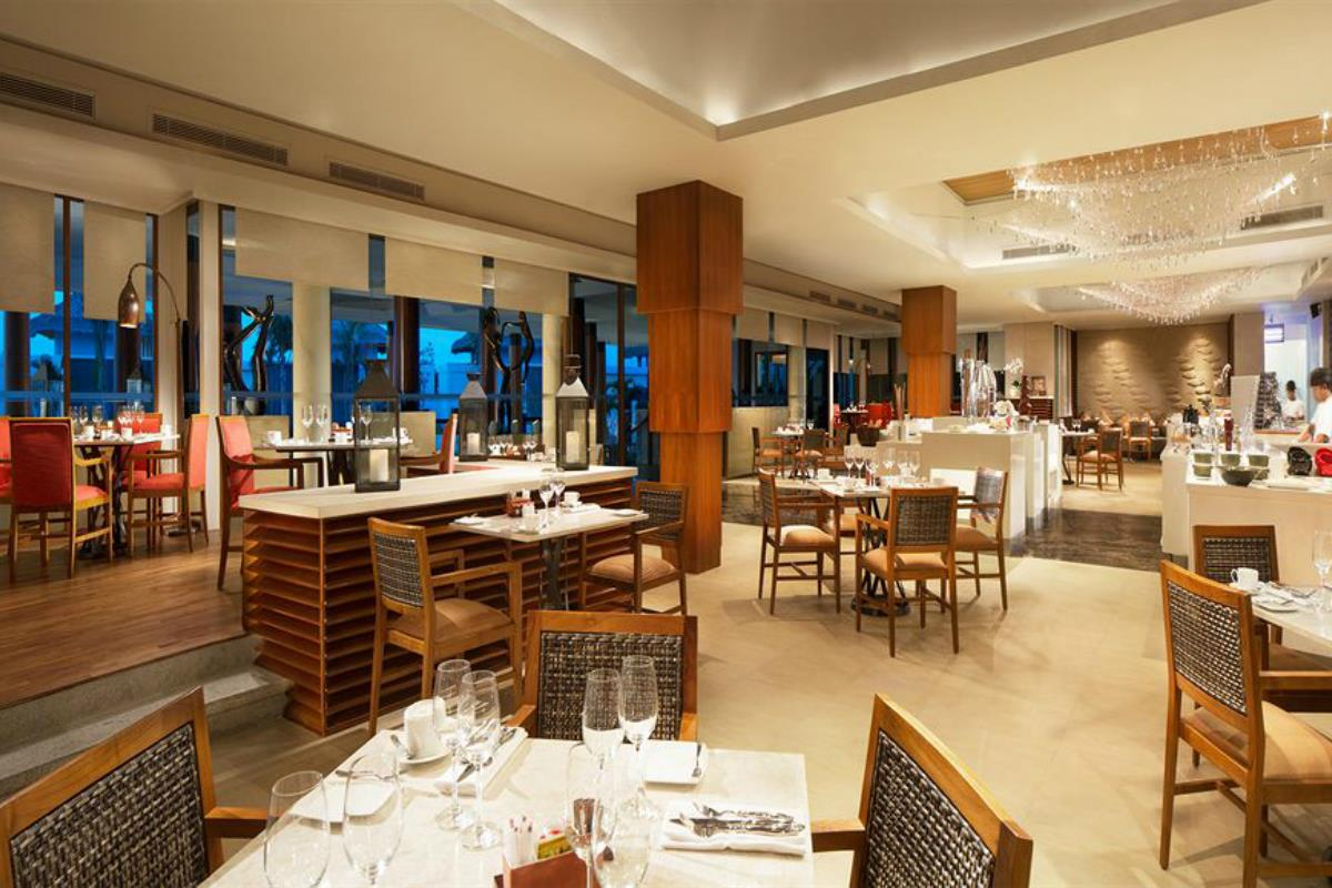 Samabe Bali Suites & Villas – Restauracja