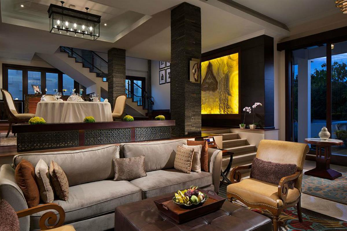Samabe Bali Suites & Villas – Samabe Residence
