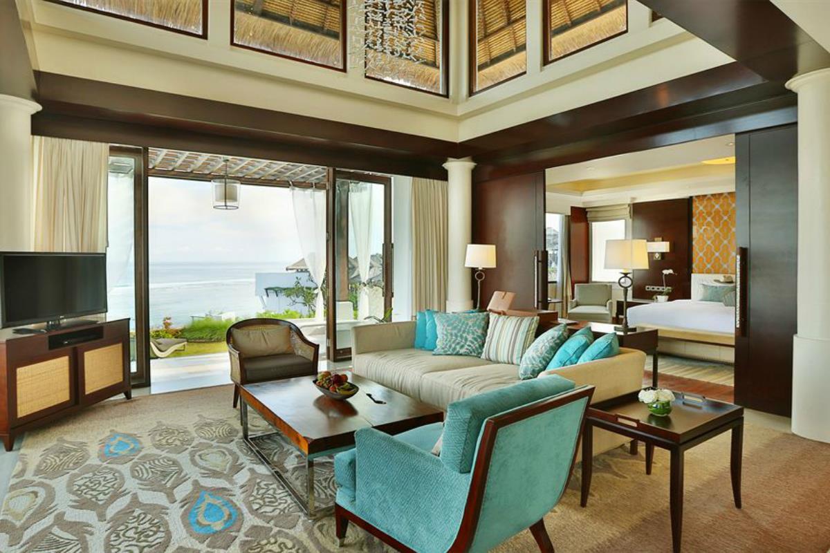 Samabe Bali Suites & Villas – Willa z basenem