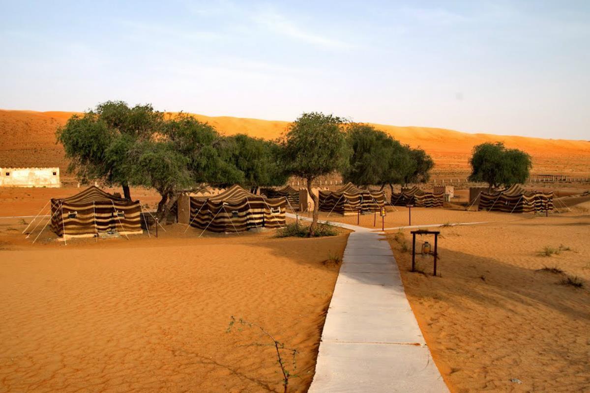 1000 Nights Camp – Namioty Arabskie