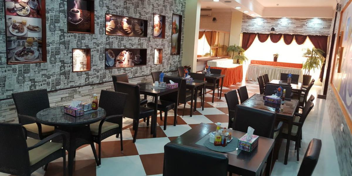 Al Ayjah Plaza Hotel – Bar